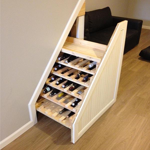 5 pasos para hacer tu propia cava en casa revista sommelier - Cavas de vinos para casa ...